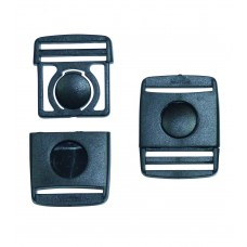 "25mm (1"") Front Button Release Buckle"