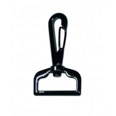 "25mm (1"") Alloy Snap Hooks in Gunmetal"