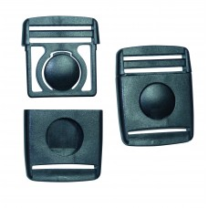 "38mm (1 1/2"") Front Button Release Buckle"