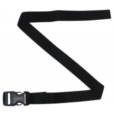 20mm Webbing Strap with Quick-Release Buckle Only (Pair)