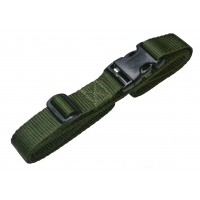 25mm Webbing Strap with Quick-Release Buckle and Length-Adjusting Triglide Buckles, 2 Metres